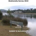 Wamberal Lagoon Biodiversity Survey