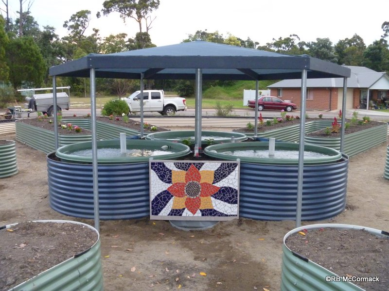 Earthan Group Creates Meaning with Aquaponic Gardens