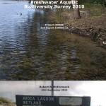 Avoca Biodiversity Survey