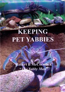 Keeping Pet Yabbies
