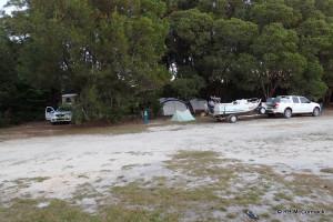 Base camp Koombooloomba Dam