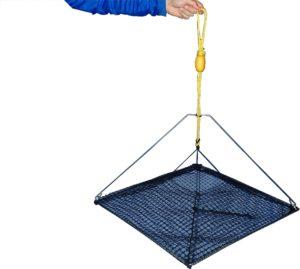 Pyramid Yabby Trap