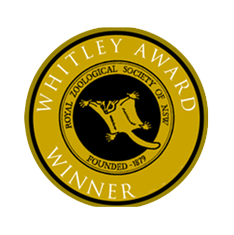Whitley Award Winner-Best Invertebrate Guide